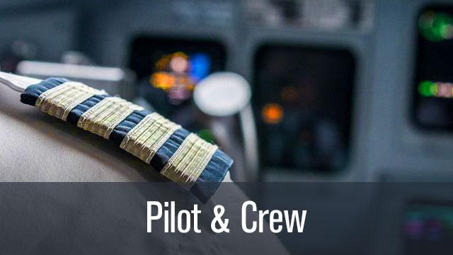 Pilot & Crew